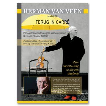 Flyer Herman van Veen