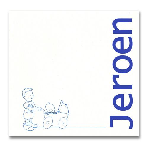 unieke persoonlijke geboortekaartjes Assen