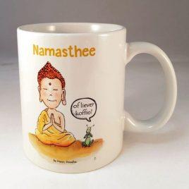 Namasthee buddha beker