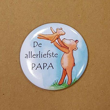 Illustrator-liefste-papa-magneet-kaart-Assen